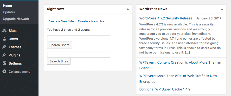 An Introduction to a WordPress Multisite Setup