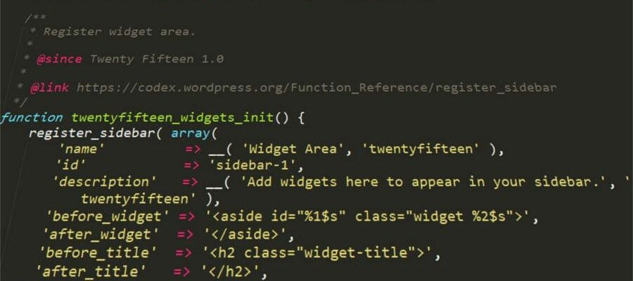 Coding Safe Themes with Built-In WordPress Functions