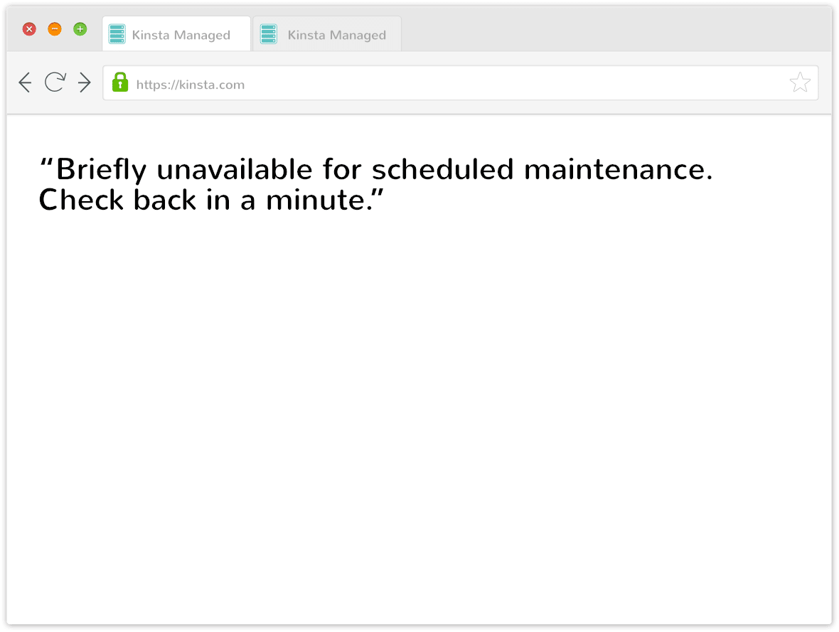 WordPress Maintenance Mode – Troubleshooting and Customizing